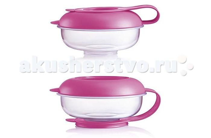 Посуда MAM Контейнер для еды Snack box 6+ mam пустышка mam perfect силиконовая 0 6 мес синяя мишка