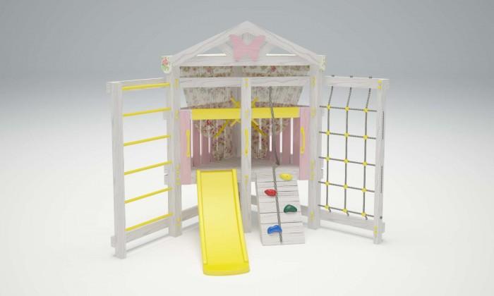 Игровые комплексы Савушка Baby 9 Детский игровой комплекс щетка туннельная dewal 2 х сторонняя пластиковый штифт 9 рядов 1108215