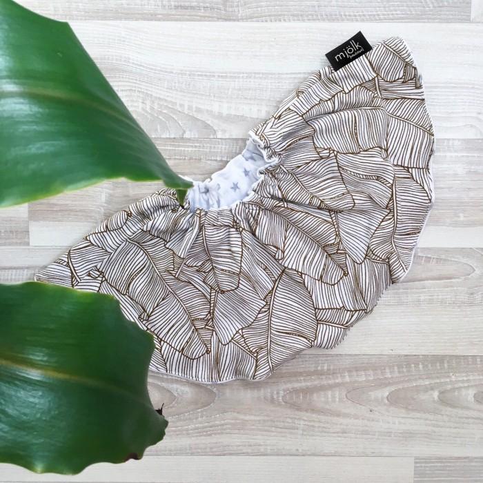Нагрудники MamaPapa двусторонний Palm Tree palm