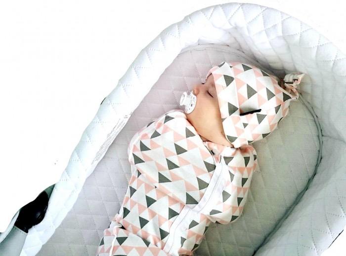 Пеленки MamaPapa кокон Треугольники для девочки gardenboy plus 400 в санкт петербурге
