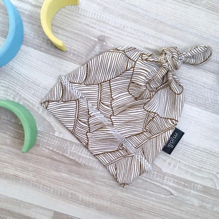 Шапки, варежки и шарфы Mjolk Шапочка Palm tree
