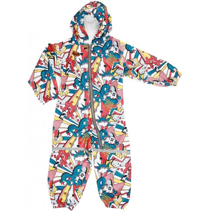Детская одежда , Ветровки, плащи, дождевики и жилеты Mammie Комбинезон-дождевик мембранный грязезащитный арт: 278608 -  Ветровки, плащи, дождевики и жилеты