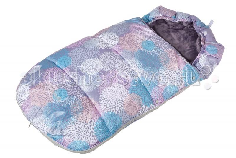 Зимний конверт Mammie с мехом вельбоас мехом вельбоаЗимний конверт Mammie с мехом вельбоа специально создан для прогулок в люльке и в прогулочной коляске в холодное время года.   Водоотталкивающая, ветронепроницаемая, хорошо подбитая, простеганная ткань с подкладкой из меха вельбоа. Тактильный мех вельбоа называют французским искусственным мехом за невероятно нежную и приятную на ощупь поверхность. Утеплитель холлофан 300 г/м&#178; согреет малыша даже в лютые морозы. Зимой в таком конверте можно путешествовать в поликлинику в домашней одеже!  Особенности: Отверстия для пятиточечных ремней безопасности позволяют использовать конверт с большинством видов колясок. Для максимального совпадения прорезей с ремнями безопасности на спинке конверта есть подготовленные места для дополнительных прорезей, которые можно разрезать тонкими острыми ножницами с внутренней стороны конверта Капюшон плотно укутывает голову ребенка для дополнительного комфорта и тепла При необходимости вентиляции или для того чтобы не испачкать конверт грязной обувью ребенка возможно открыть конверт в районе ножек. Защита от грязных ног внутри конверта Верхняя часть конверта оборачивается вокруг бампера и фиксируется кнопками, превращая конверт в накидку для ножек Вышивка Mammie, украшенная стразой Сваровски Простота в уходе — конверт можно стирать в стиральной машине Надёжное крепление к любым типам колясок. Размер: 95&#215;50 см Температурный диапазон: от -25°С до +10°С Возрастная группа: от 0 до 3,5 лет Материал: верх - 100% полиэстер; подкладка - мех вельбоа - 100% полиэстер; утеплитель - холлофан 300 г/м&#178; передняя часть, 200 г/м&#178; спинка<br>