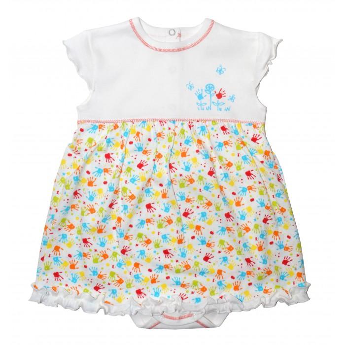 Боди и песочники Мамуляндия Боди-платье для девочки