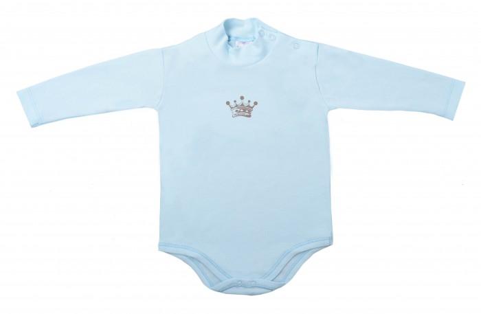 Боди и песочники Мамуляндия Боди-водолазка для мальчика Маленький принц 17-307/17-303