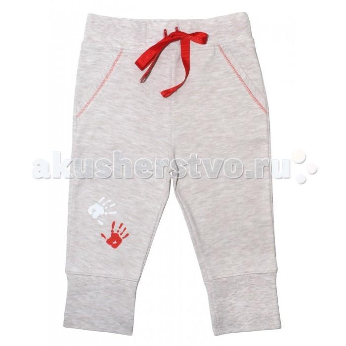 Брюки, джинсы и штанишки Мамуляндия Брюки для девочки Клякса