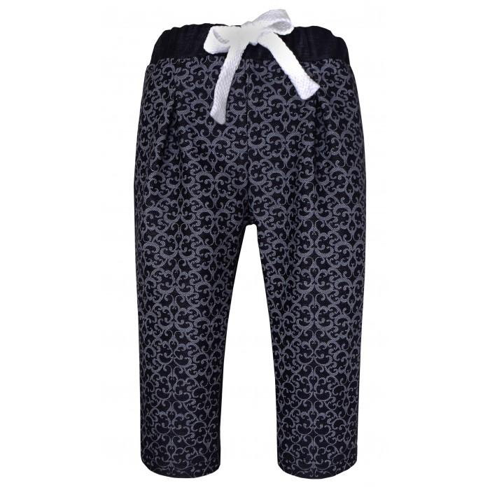 Брюки и джинсы Мамуляндия Брюки для девочки Зимние узоры брюки для девочки мамуляндия прогулка по облакам цвет розовый 17 1412 размер 86
