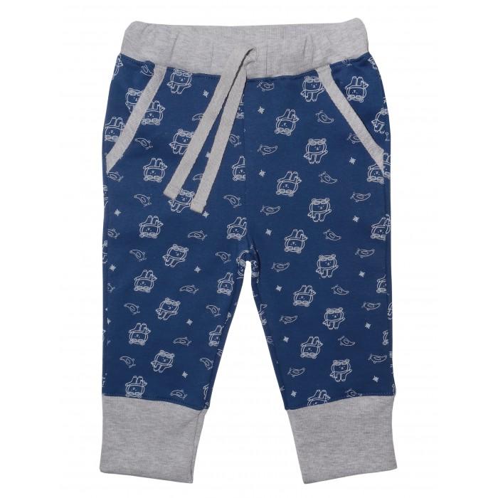 Брюки, джинсы и штанишки Мамуляндия Брюки для мальчика Пилоты 17-2508
