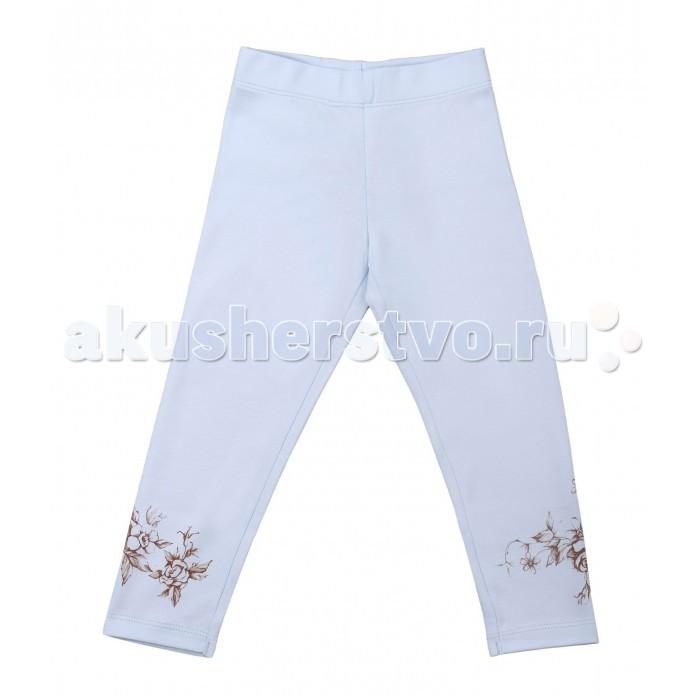 Брюки, джинсы и штанишки Мамуляндия Брюки-лосины для девочки Нежная 17-0422 брюки джинсы и штанишки мамуляндия лосины для девочки алиса 17 0210