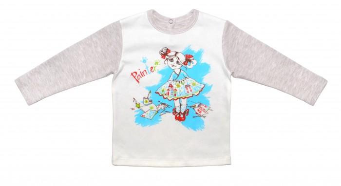 Джемперы, свитера, пуловеры Мамуляндия Джемпер для девочки Клякса