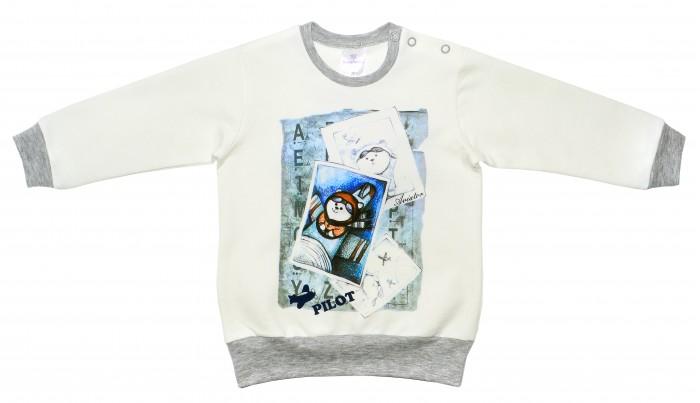 Джемперы, свитера, пуловеры Мамуляндия Джемпер для мальчика Пилоты 17-2503 джемперы свитера пуловеры frutto rosso джемпер для мальчика