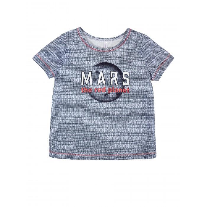Мамуляндия Футболка для мальчика Марс 20-1343