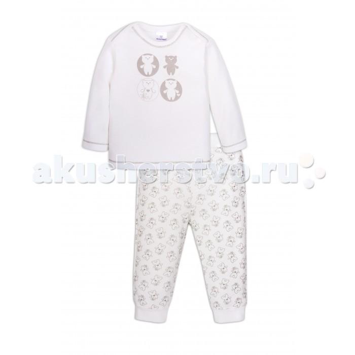 Комплекты детской одежды Мамуляндия Комплект детский (футболка, брюки) комплекты детской одежды мамуляндия комплект одежды игрушки 15 5009 5 предметов