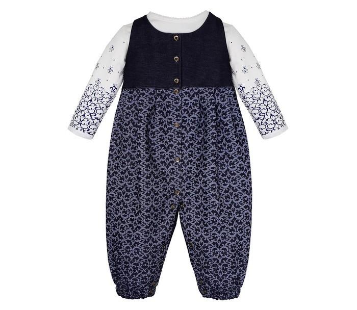 зимние комбинезоны и комплекты Комплекты детской одежды Мамуляндия Комплект для девочки Зимние узоры