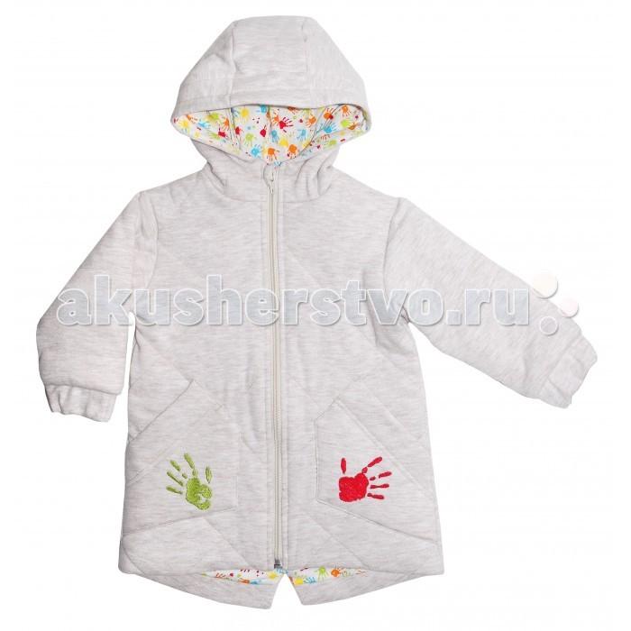 Детская одежда , Куртки, пальто, пуховики Мамуляндия Куртка для девочки Клякса арт: 471191 -  Куртки, пальто, пуховики