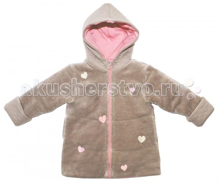 Детская одежда , Куртки, пальто, пуховики Мамуляндия Куртка для девочки Мечта 17-2805 арт: 453444 -  Куртки, пальто, пуховики