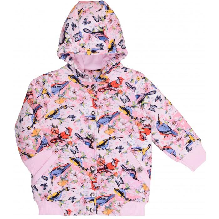 Мамуляндия Куртка для девочки Райские птички 19-415