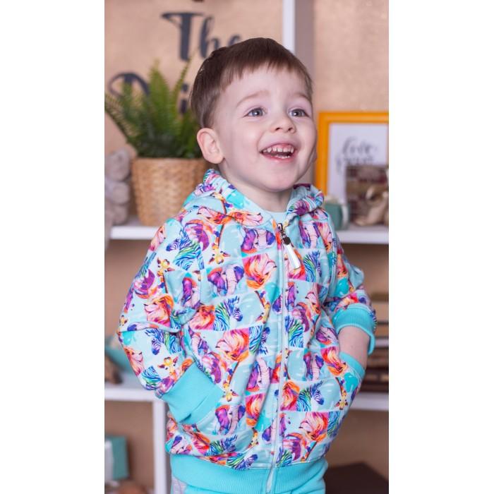 Мамуляндия Куртка для мальчика Африка 19-316