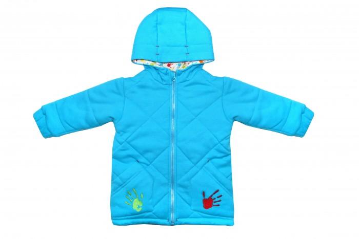 Детская одежда , Куртки, пальто, пуховики Мамуляндия Куртка для мальчика Клякса арт: 470796 -  Куртки, пальто, пуховики