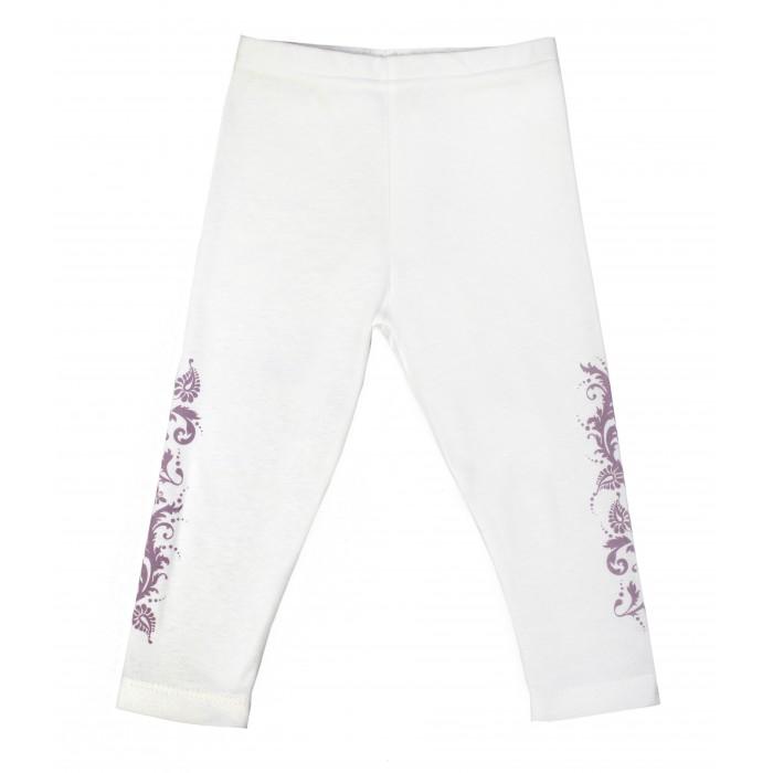 Брюки, джинсы и штанишки Мамуляндия Леггинсы для девочки Ноктюрн 17-407 леггинсы для девочки мамуляндия ноктюрн цвет светло розовый 17 408 размер 80