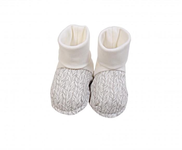 Обувь и пинетки Мамуляндия Пинетки для мальчика Мозаика носочки пинетки