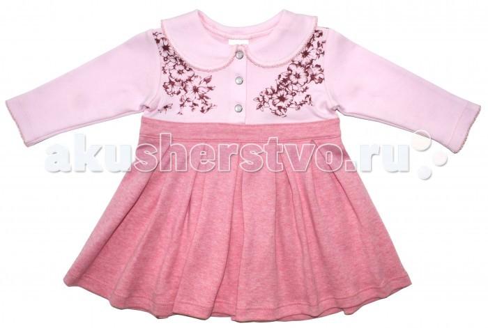 цены на Детские платья и сарафаны Мамуляндия Платье для девочки Цветочная 17-2406 в интернет-магазинах