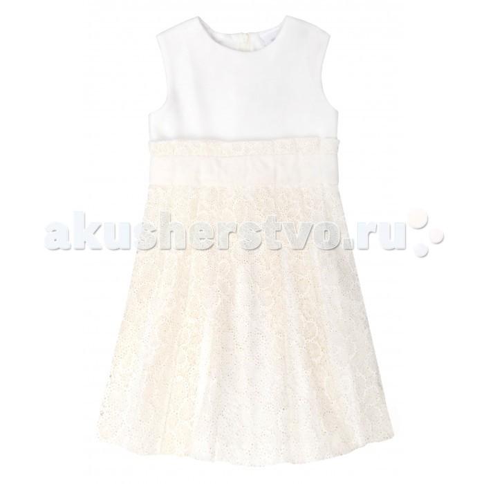 цены на Детские платья и сарафаны Мамуляндия Платье для девочки Нежная 17-0219 в интернет-магазинах