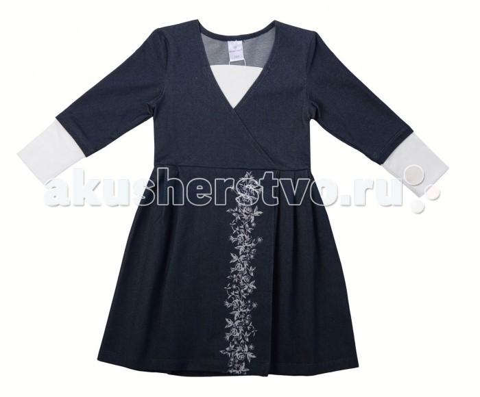 цены на Детские платья и сарафаны Мамуляндия Платье для девочки Нежная 17-0428 в интернет-магазинах