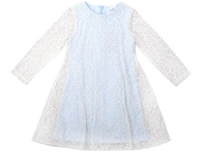 цены на Детские платья и сарафаны Мамуляндия Платье для девочки Нежная 17-0431 в интернет-магазинах