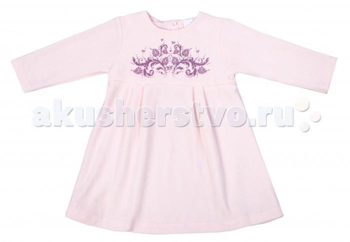 цены на Детские платья и сарафаны Мамуляндия Платье для девочки Ноктюрн 17-413 в интернет-магазинах