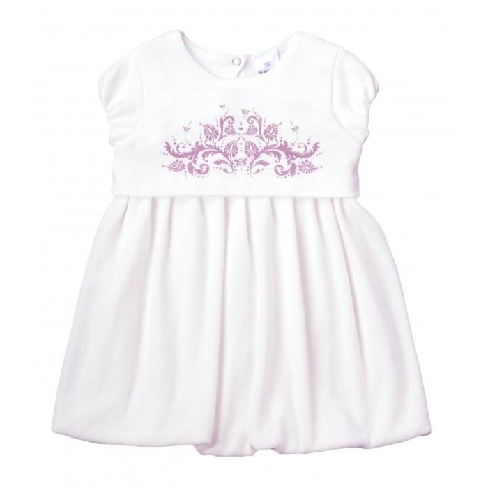 Детская одежда , Детские платья и сарафаны Мамуляндия Платье для девочки Ноктюрн 17-414 арт: 347555 -  Детские платья и сарафаны