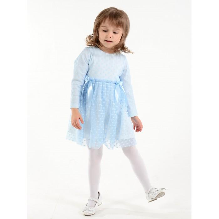 Мамуляндия Платье для девочки Праздничное 19-1005/19-1006 фото