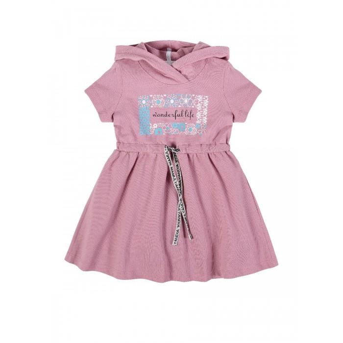 Мамуляндия Платье короткий рукав для девочки 20-254 фото