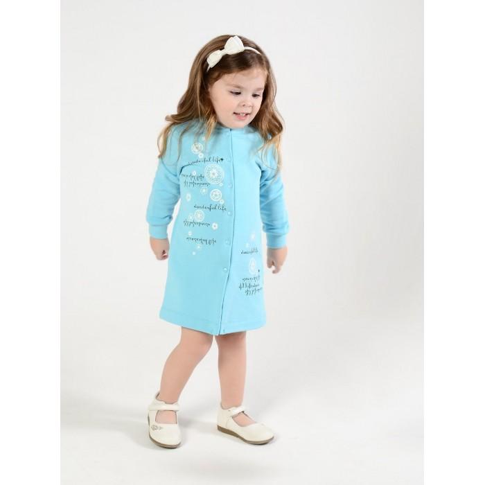 Мамуляндия Платье-пальто для девочки 20-249 фото