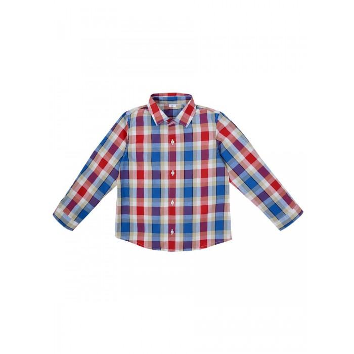 Мамуляндия Рубашка для мальчика Морской Калейдоскоп 19-118