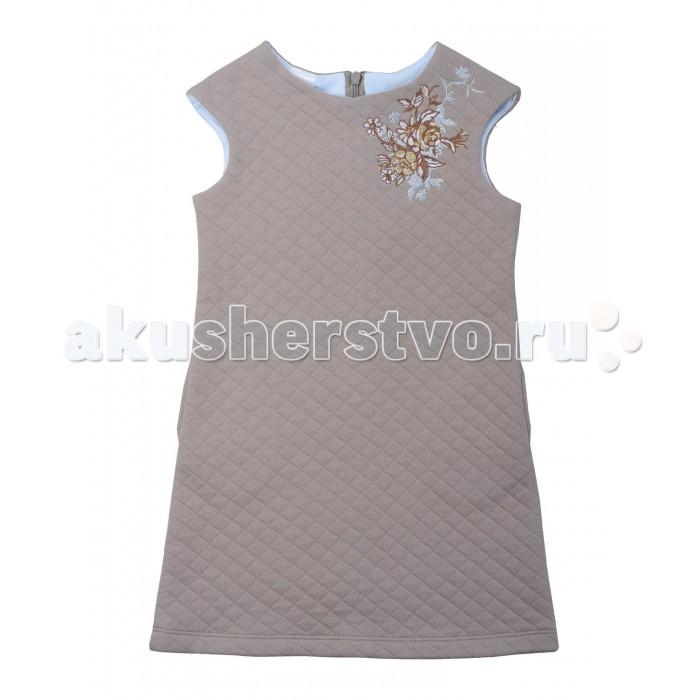 Детские платья и сарафаны Мамуляндия Сарафан для девочки Нежная 17-0432 сарафан для девочки m