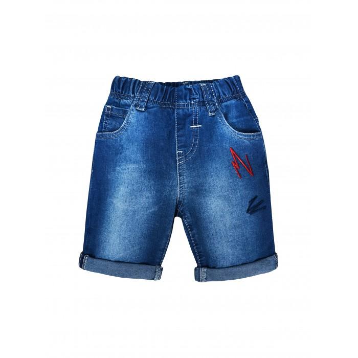 Купить Шорты и бриджи, Мамуляндия Шорты джинсовые для мальчика 1409