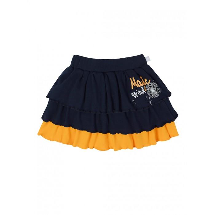 куртка для девочки мамуляндия цвет бежевый меланж 18 208 размер 86 Юбки Мамуляндия Юбка для девочки Одуванчики