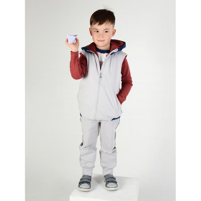Мамуляндия Жилет утепленный для мальчика 20-134 фото