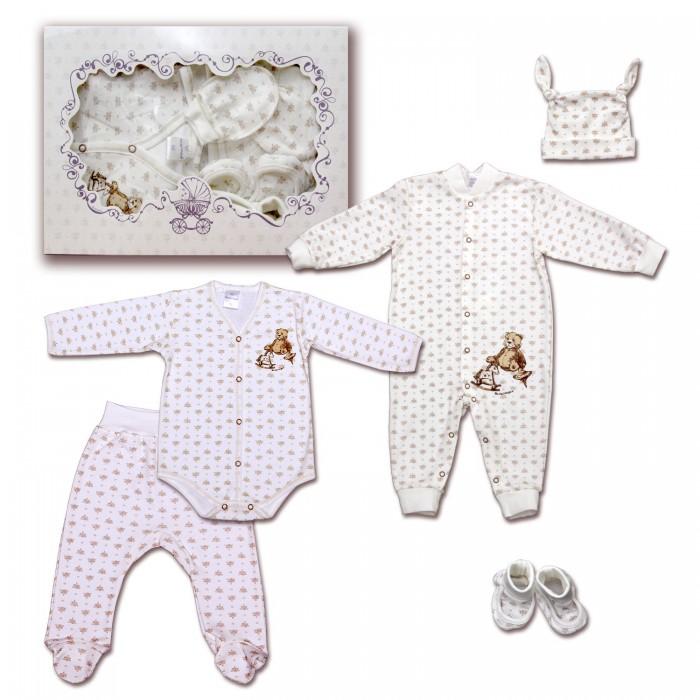 Комплекты детской одежды Мамуляндия Комплект одежды Игрушки 15-5009 (5 предметов) hays комплект одежды