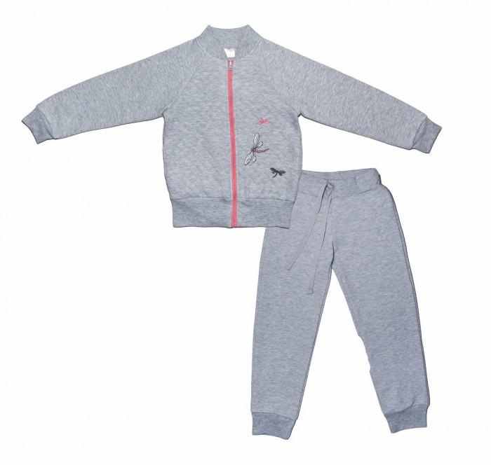 Комплекты детской одежды Мамуляндия Костюм для девочки Стрекоза 16-08007