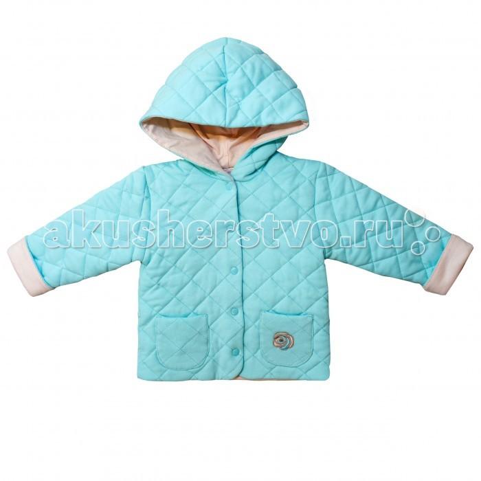 Мамуляндия Куртка утепленная Скарлетт 16-225Куртка утепленная Скарлетт 16-225Куртка стеганая из дизайнерской коллекции для девочек Скарлетт.  Выполнена из трикотажного полотна высшего качества (интерлок пенье, наполнитель - холлофайбер).   Декорирована вышивкой.   Состав 100% хлопок.   Рекомендации по уходу: стирать при 40 С, гладить при средней температуре, носить с удовольствием.<br>