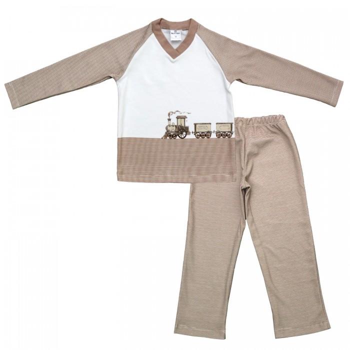 Детская одежда , Пижамы и ночные сорочки Мамуляндия Пижама Игрушки 15-5017 арт: 239476 -  Пижамы и ночные сорочки