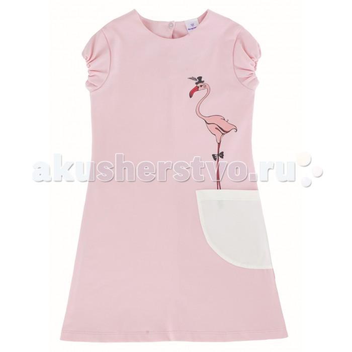 цены на Детские платья и сарафаны Мамуляндия Платье для девочки Алиса 17-0214/17-0216 в интернет-магазинах
