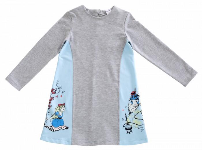 цены на Детские платья и сарафаны Мамуляндия Платье для девочки Алиса 17-0215 в интернет-магазинах