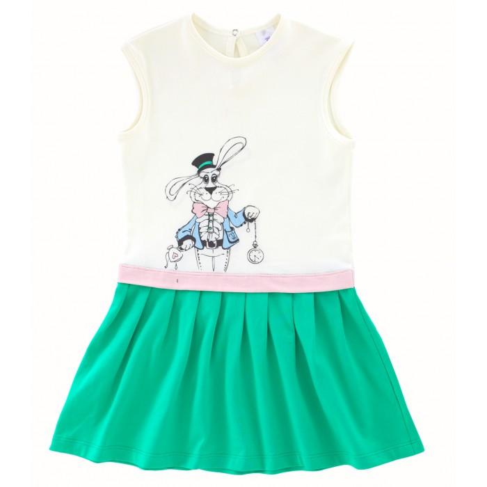 цены на Детские платья и сарафаны Мамуляндия Платье для девочки Алиса 17-0217 в интернет-магазинах