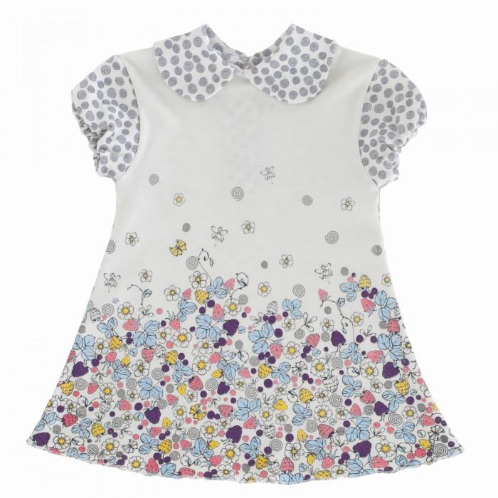 цены на Детские платья и сарафаны Мамуляндия Платье Ягодки 17-211 в интернет-магазинах
