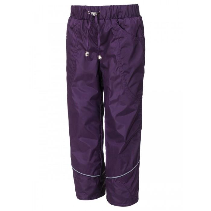 Комбинезоны и полукомбинезоны MD Брюки утепленные для девочки БР005Ф брюки quechua брюки утепленные для мальчиков hike 100