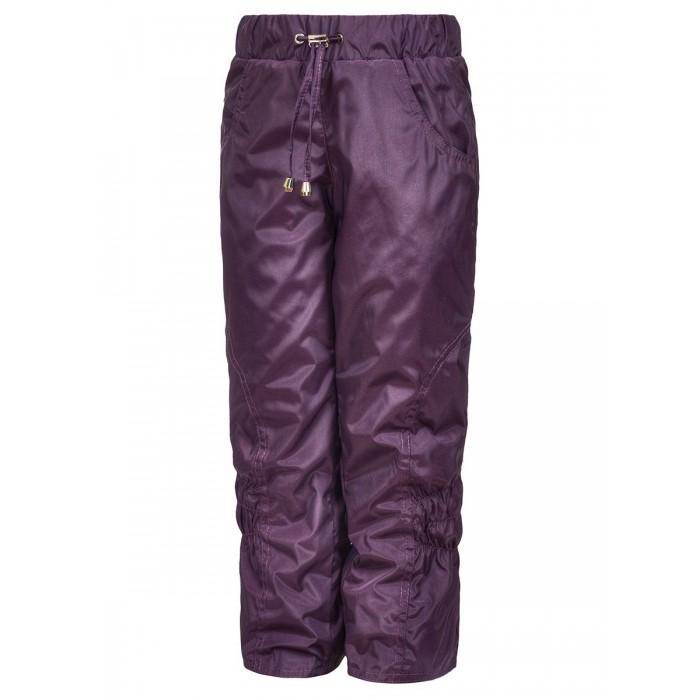 Комбинезоны и полукомбинезоны MD Брюки утепленные для девочки БР045Ф брюки quechua брюки утепленные для мальчиков hike 100