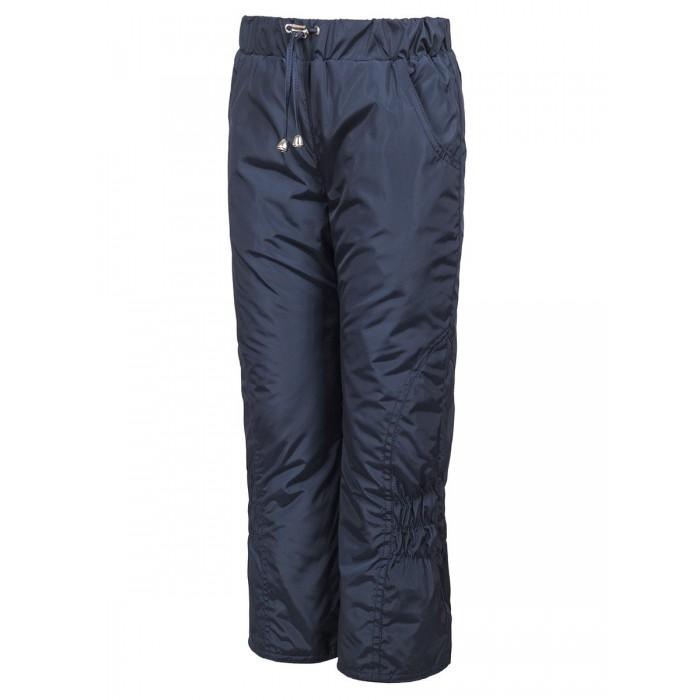 Комбинезоны и полукомбинезоны MD Брюки утепленные для девочки БР145П брюки quechua брюки утепленные для мальчиков hike 100